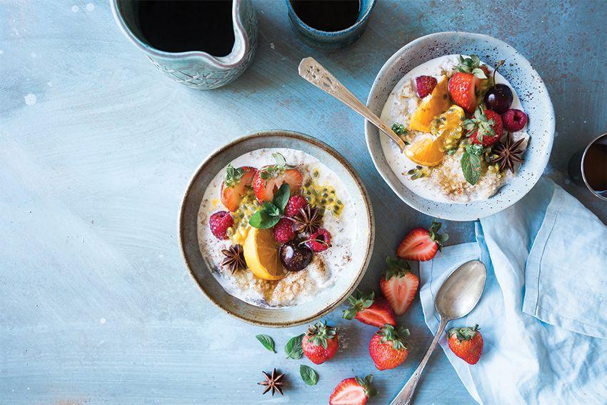 Dietetyka - zdrowe jedzenie